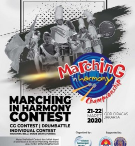 Marching In Harmony Contest 2020